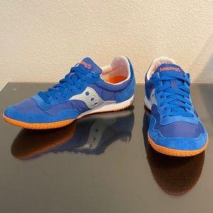 Saucony Low Profile Blue Sneakers - Men's 9